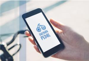 SHONAN PEDALのアプリ画像