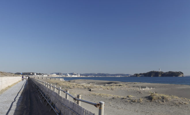 enoshima-chigasaki-cycling-road