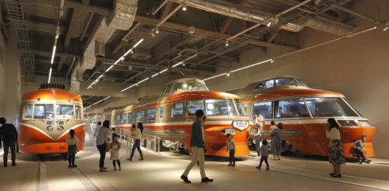 odakyu-romancecar-museum