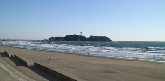 shonan-katasenishihama-kugenuma-beach-blueflag-acquired